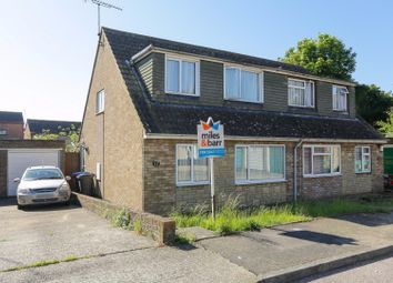 Thumbnail 3 bed semi-detached house for sale in Belgrave Close, Ramsgate