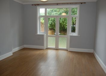 Thumbnail 3 bed flat to rent in Lydford Road, Willesden Green