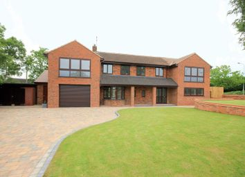 Thumbnail 4 bed detached house for sale in Uttoxeter Road, Stone
