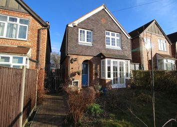 Thumbnail 3 bed detached house for sale in Rydes Hill Road, Guildford