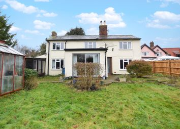 Thumbnail 3 bed detached house for sale in Stour Street, Cavendish, Sudbury