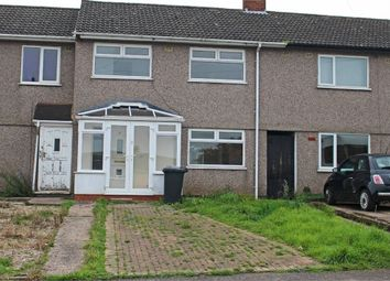 Thumbnail 3 bed terraced house to rent in Dryden Road, Tamworth