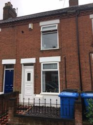 Thumbnail 2 bedroom terraced house to rent in Bell Road, Norwich