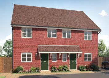 Thumbnail 2 bed semi-detached house for sale in Plot 139 - The Langley, Sheerlands Road, Finchampstead