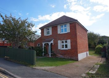 Thumbnail 3 bed detached house for sale in Granville Rise, Totland Bay