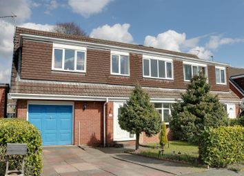 Thumbnail 5 bed semi-detached house for sale in Cranberry Lane, Alsager, Stoke-On-Trent