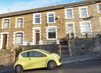 Thumbnail 3 bed terraced house for sale in Penrhys Road, Ystrad, Pentre