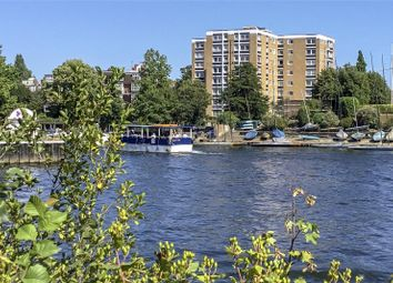 Thumbnail 2 bedroom flat for sale in Anglers Reach, Grove Road, Surbiton