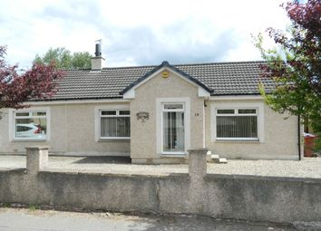 Thumbnail 4 bed bungalow to rent in Lanark Road, Crossford, Carluke