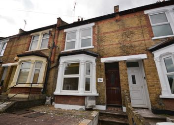 Thumbnail 3 bed terraced house to rent in Rochdale Road, London