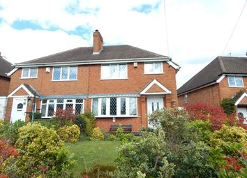 Thumbnail 3 bed semi-detached house for sale in Westhill Road, Kings Norton, Birmingham