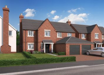 Thumbnail 5 bed detached house for sale in Danes Green, High Street, Silsoe