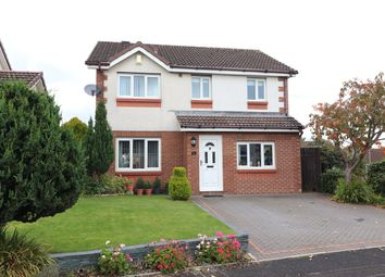 Thumbnail 4 bed detached house for sale in Tribune Drive, Houghton, Carlisle