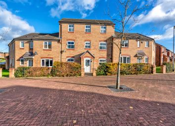 Thumbnail 5 bed town house for sale in Pheasant Way, Cannock