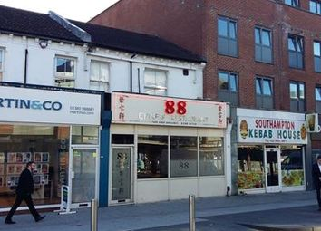 Thumbnail Restaurant/cafe to let in 44 London Road, Southampton