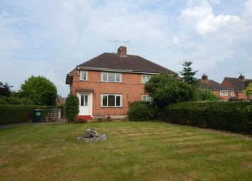 Thumbnail 3 bed semi-detached house to rent in 7 The Crofts, Farndon, Chester