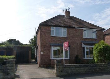 Thumbnail 3 bed semi-detached house to rent in Poplar Grove, Harrogate