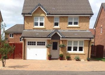 Thumbnail 3 bed detached house for sale in Lochranza Crescent, Airdrie, North Lanarkshire