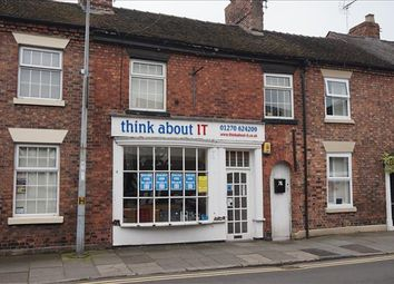 Thumbnail Office to let in 78 Hospital Street, Nantwich, Cheshire