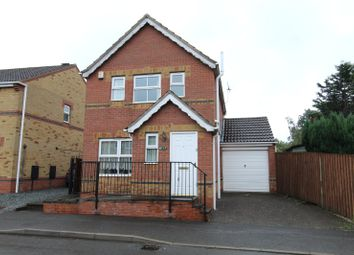 Thumbnail Detached house for sale in Roman Way, Scunthorpe, North Lincolnshire