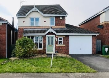 Thumbnail 3 bed detached house to rent in Seaton Road Thorpe Astley, Leicester
