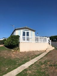 Thumbnail 2 bed mobile/park home for sale in Devon Cliffs, Sandy Bay, Exmouth