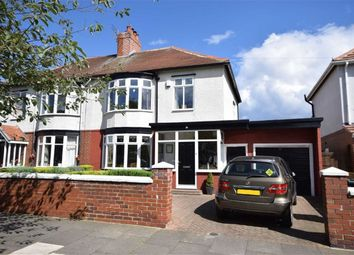 Thumbnail 3 bedroom semi-detached house for sale in King George Road, South Shields