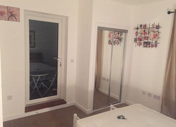 Thumbnail 1 bedroom flat to rent in Crossness Road, London