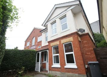 Thumbnail 4 bed detached house to rent in Brassey Road, Winton, Bournemouth