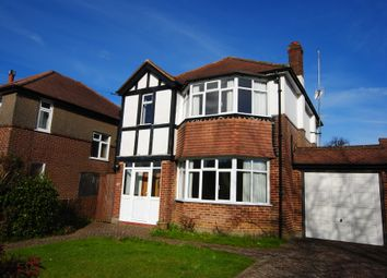 Thumbnail 3 bed detached house for sale in Marlpit Lane, Coulsdon, Surrey