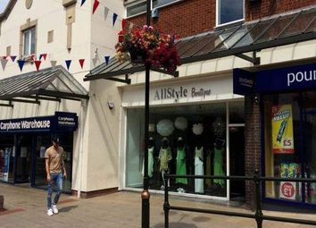 Thumbnail Retail premises to let in 19 Bakers Lane, Three Spires Shopping Centre, Lichfield