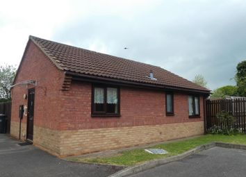 Thumbnail 2 bedroom detached bungalow for sale in Ladywell Close, Stretton, Burton On Trent