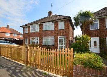 Thumbnail 3 bedroom semi-detached house for sale in Shrubland Avenue, Ipswich