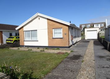 Thumbnail 3 bed detached bungalow for sale in Anglesey Way, Nottage, Porthcawl