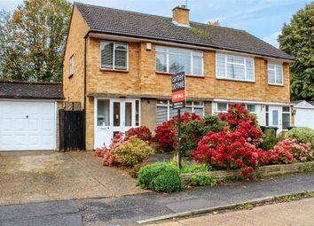Thumbnail 3 bed semi-detached house for sale in Sheepcote Gardens, Denham, Uxbridge