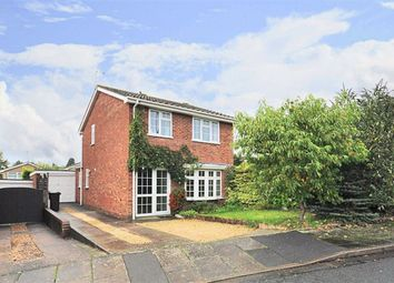 3 bed detached house for sale in Alberta Close, Worcester WR2
