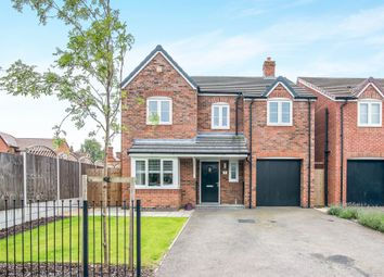 Thumbnail 3 bed detached house for sale in Ivetsey Road, Wheaton Aston, Stafford