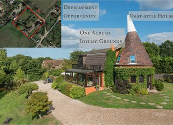 Thumbnail 4 bed detached house for sale in Minstrels Oast, Ford Walk, Yorkletts, Whitstable, Kent