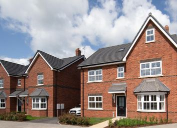 Thumbnail 5 bed detached house for sale in Plot 17, The Juniper, The Orchards