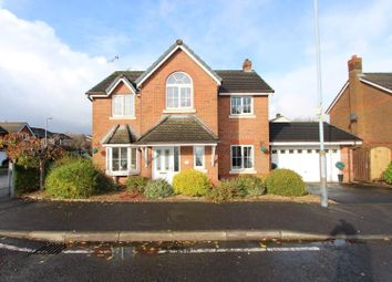Thumbnail 4 bedroom detached house for sale in Verdant Way, Burnedge, Rochdale