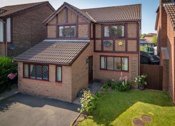 Thumbnail 4 bedroom detached house for sale in Heatherway, Fulwood, Preston