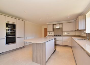 Thumbnail 4 bed detached house for sale in West Park Road, Copthorne, West Sussex