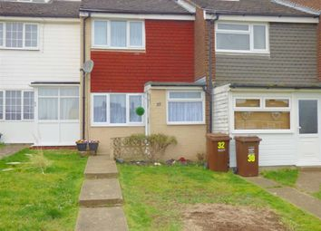 Thumbnail 2 bed terraced house for sale in Uplands Close, Strood, Rochester