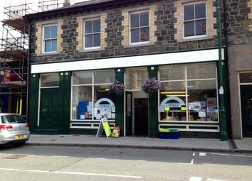 Thumbnail Retail premises for sale in Conwy LL34, UK