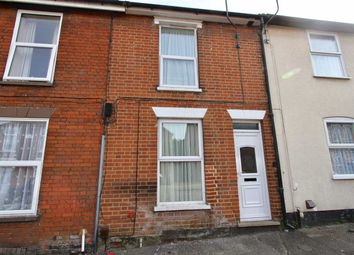 Thumbnail 2 bed terraced house for sale in Croft Street, Ipswich