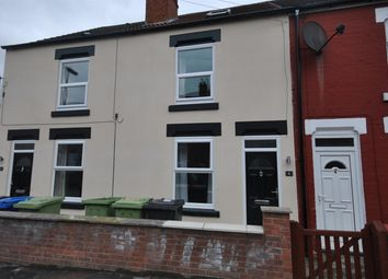 Thumbnail 2 bed terraced house to rent in John Street, Brimington, Chesterfield