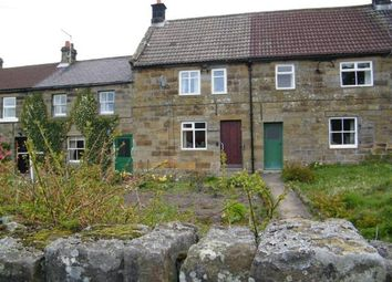 Thumbnail 2 bedroom terraced house for sale in Westerdale, Whitby, North Yorkshire