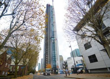 1 bed flat for sale in Marsh Wall, London E14