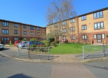 Thumbnail 1 bed flat for sale in Ainsley Close, London