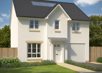 "Thumbnail 4 bedroom detached house for sale in ""Fenton"" at West Calder"